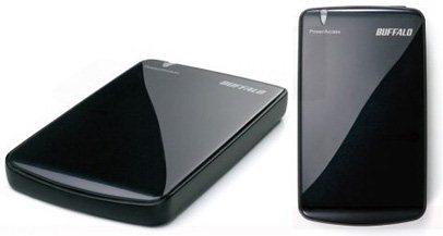 MicroStation : deux SSD portables chez Buffalo