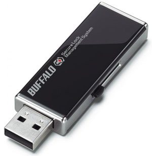 Une clé USB 2.0 sécurisée chez Buffalo