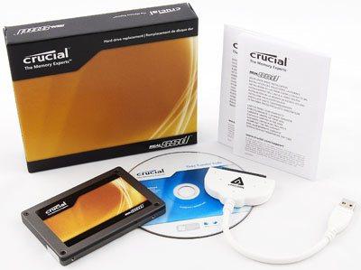 Crucial propose le RealSSD C300 en kit de mise à niveau