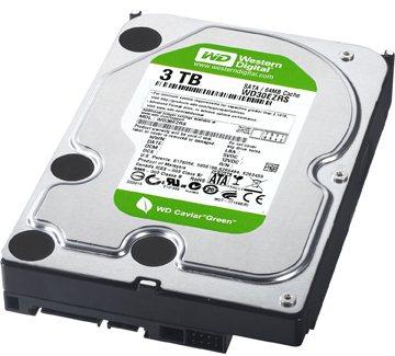 Un disque dur interne de 3 To chez WD