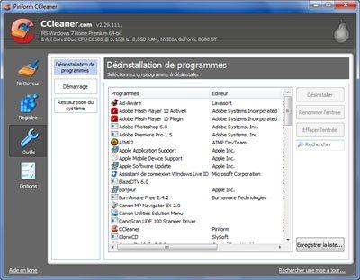 Téléchargements du jour : CCleaner et Malwarebytes