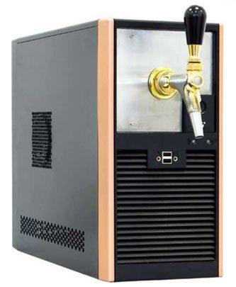 Insolite : équipez votre PC d'une pompe à bière
