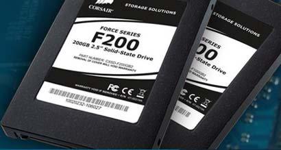 Un SSD SandForce aussi chez Corsair