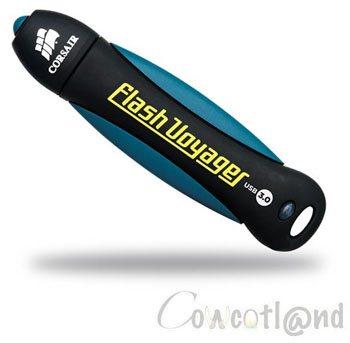 Flash Voyager USB 3.0 : détails, photo et tarifs (maj)