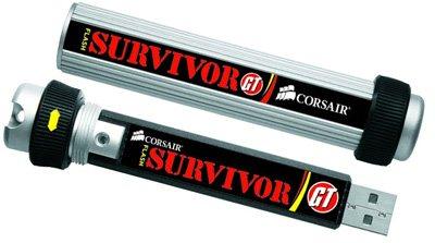 Corsair Survivor GT : 64Go, anti choc et étanche