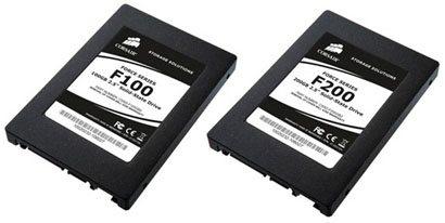 SSD Corsair Force 100 et 200 : les tarifs !