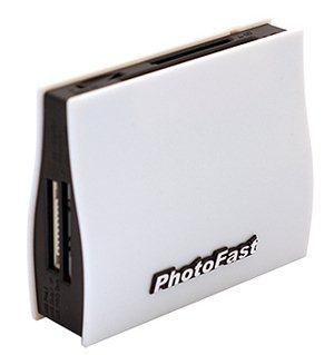 PhotoFast dégaine un lecteur de cartes mémoires USB 3.0