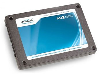 SSD Crucial M4 de 512 Go