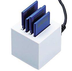 Un lecteur de cartes SD multi-slot signé Elecom