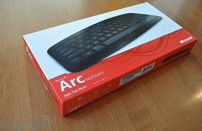 Un premier avis sur le clavier MS Arc : bilan mitigé
