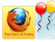 La fondation Mozilla et FireFox fêtent leurs 5 ans