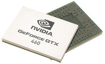 nVIDIA lance la GeForce GTX 460