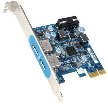 Gigabyte dégaine une carte PCI Express USB 3.0