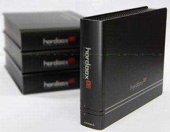 HardBox : un disque dur externe USB 3.0 en forme de livre