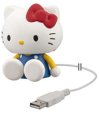 Hello Kitty : un gadget usb à réserver aux fans