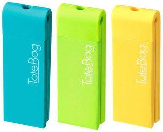 ToteBag OC : des clés usb colorées chez I-O Data
