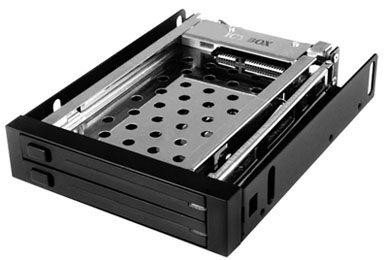 Comment installer deux HDD ou deux SSD dans une baie 3,5 pouces ?