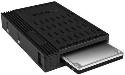 Un rack de 3,5 pouces réfrigéré pour votre SSD