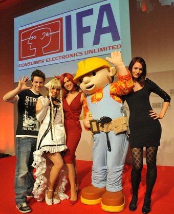 Le salon IFA 2010 ouvre ses portes la semaine prochaine à Berlin