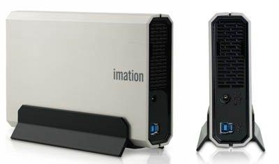 Un disque dur USB 3.0 signé Imation