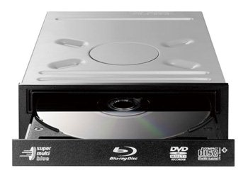 Encore un graveur Blu-ray très rapide : 12x