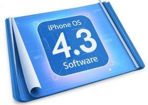 iOS 4.3.1 pourrait sortir dans deux semaines !