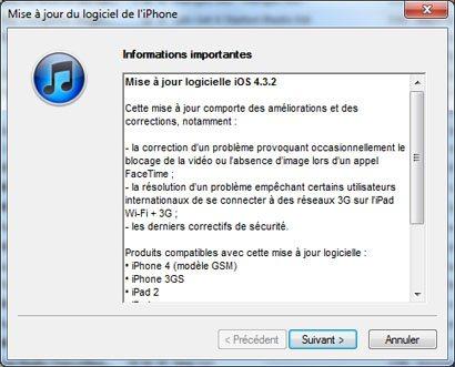La DevTeam jailbreake iOS 4.3.2
