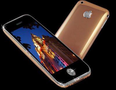 Un iPhone 3GS de luxe à 2,18 millions d'euros