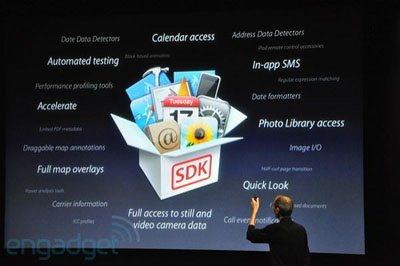 iPhoneOS 4.0 sera disponible cet été