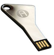 Des clés de maison USB 2.0 …