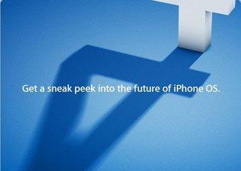 Apple organise une keynote jeudi soir