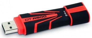 Kingston DT R500 : une clé résistante aux chocs