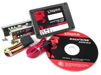 Soldes : un SSD Kingston V100 de 64 Go à 80 euros !