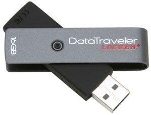 Cryptage des données en AES 256-bit pour la dernière clé usb de Kingston