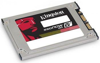 Un SSD au format 1,8 pouce chez Kingston