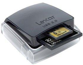 Lexar sort un lecteur de cartes mémoire USB 3.0