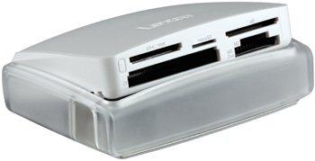 Un lecteur de memory card 24en1 chez Lexar
