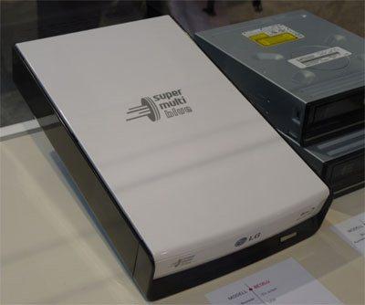 Quatre nouveaux périphériques Blu-ray sont en préparation chez LG