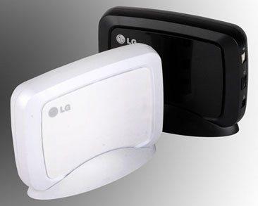 LG XG1 Chic : un disque dur externe de 2To