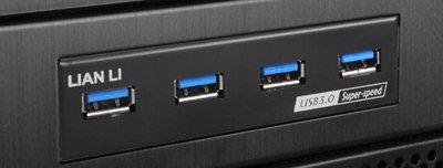 Lian Li déporte vos ports USB 3.0 en façade