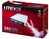 eHAU324 : un graveur DVD 24x externe chez LiteON