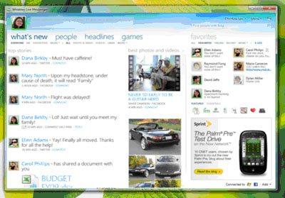 Quoi de neuf dans Windows Live Messenger 2010 ?