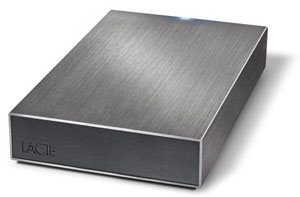 Minimus : un second HDD USB 3.0 chez LaCie