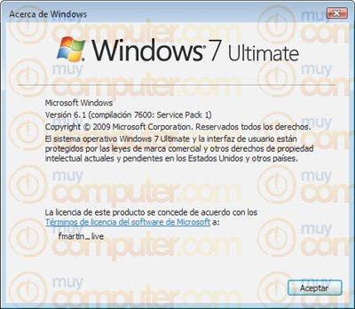 Un pré SP1 de Windows 7 serait déjà disponible
