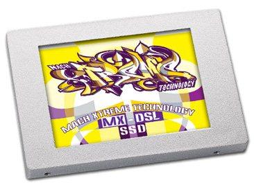 MX-JET : un SSD Jmicron signé MX Technology