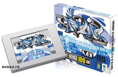 MX Technology va augmenter la capacité de ses SSD (via un firmware)
