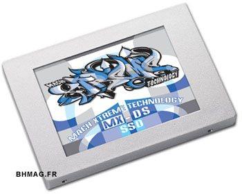 Les ssd MX-DS de Mach Extreme arrivent…