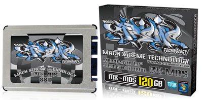 Un SSD de 1,8 pouces chez MX Technology