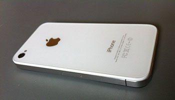 iPhone 4 blanc : les dernières nouvelles …