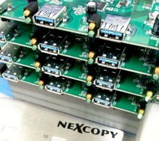 Un duplicateur à la norme USB 3.0